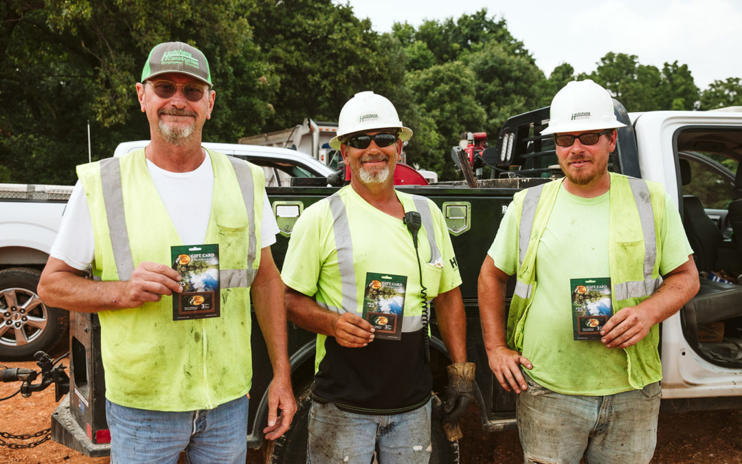 Hutchens Construction Wins Quarter Two Safety Award